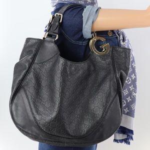 💎✨100% leather✨💎 Black Leather Shoulder Bag